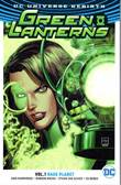 DC Universe Rebirth / Green Lanterns - Rebirth DC 1 Rage Planet