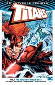 DC Universe Rebirth / Titans - Rebirth DC 1 The return of Wally West