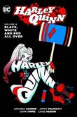 New 52 DC / Harley Quinn - New 52 DC 6 Black, white and red all over