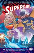 DC Universe Rebirth / Supergirl - Rebirth DC 2 Escape from the phantom zone