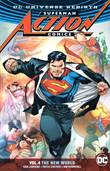 DC Universe Rebirth / Superman - Action Comics - Rebirth DC 4 The new world