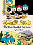 Carl Barks Library 15 Donald Duck: The Ghost Sheriff of Last Gasp