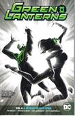 DC Universe Rebirth / Green Lanterns - Rebirth DC 6 A world of our own