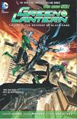 New 52 DC / Green Lantern - New 52 DC 2 The revenge of Black Hand