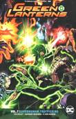DC Universe Rebirth / Green Lanterns - Rebirth DC 7 Superhuman trafficking