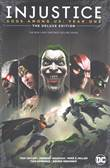 Injustice - Gods among us DC Year One - The Deluxe Edition