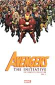 Initiative, the (Marvel) / Avengers, the The Initiative - Complete Collection Vol 1