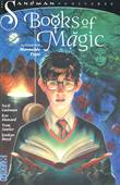 Books of Magic - Sandman Universe 1 Moveable Type