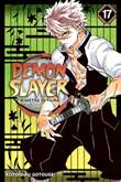 Demon Slayer: Kimetsu no Yaiba 17 Volume 17