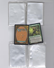 Sleeves, Tradingcards (400 st)