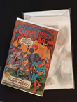 Comic Silver Size bags - resealable (ook Donald Duck en Classics) (100st)