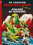 Brammetje Bram - Integraal 2 Mummies en monsters