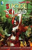 New 52 DC / Suicide Squad - New 52 DC 1 Kicked in the teeth