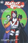 New 52 DC / Harley Quinn - New 52 DC 5 The Joker's last laugh