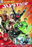 New 52 DC / Justice League - New 52 DC 1 Origin