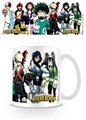 My Hero Academia Mug - Costumed Heroes