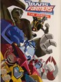Transformers 1 - The arrival, Softcover, Transformers - Animated (Diamonds)