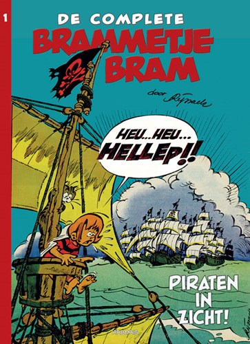 Brammetje Bram - Integraal 1 - Piraten in zicht!