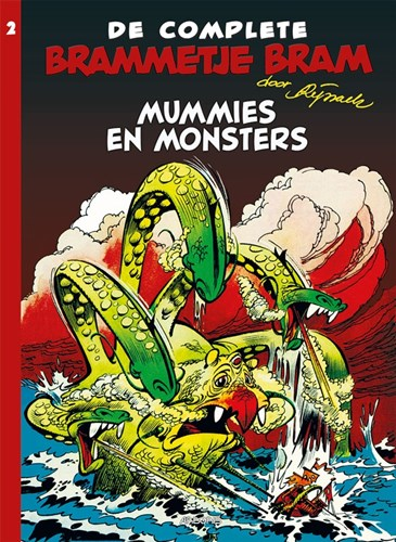 Brammetje Bram - Integraal 2 - Mummies en monsters