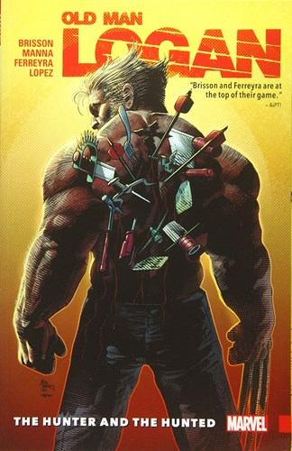 Wolverine - Old man Logan (ENG) 9 - The hunter and the hunted