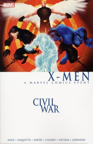 X-Men - Marvel  - Civil War: X-Men