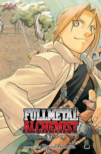 Fullmetal Alchemist (3-in-1 edition) 4 - Volume 4