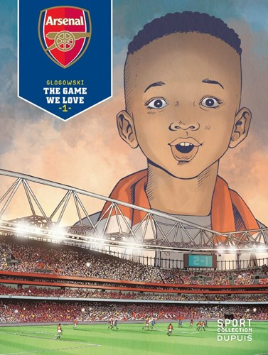 Voetbalcollectie  / Arsenal 1 - The game we love