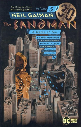 Sandman, the - DC Comics 5 - A Game of You (30th Anniversary Edition)