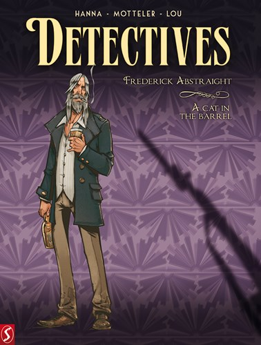 Detectives 5 - Frederick Abstraight: A cat in the barrel