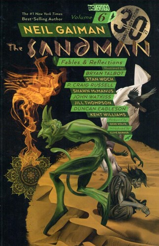 Sandman, the - DC Comics 6 - Fables & Reflections (30th Anniversary Edition)