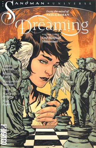 Dreaming, the - Sandman Universe 3 - One Magical Movement