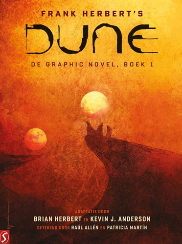 Dune 1 - De graphic novel, boek 1