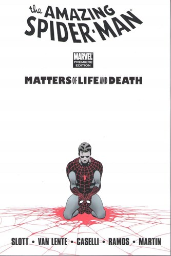 Amazing Spider-Man, the - Marvel  - Matters of life and death