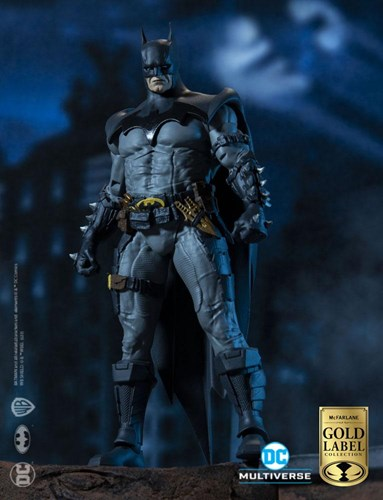DC Multiverse Action Figure - Batman - Gold Label Collection