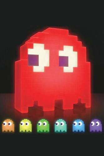 Pac-Man LED-Lamp - Ghost