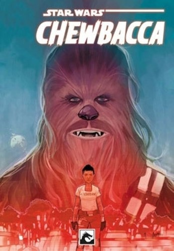 Star Wars - Miniseries 8 / Star Wars - Chewbacca 1 - Tussenstop op Andelm-IV 1, Softcover (Dark Dragon Books)