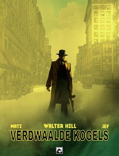 Verdwaalde kogels  - Verdwaalde kogels, Softcover (Dark Dragon Books)
