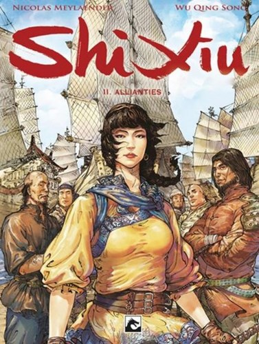 Shi Xiu 2 - Allianties, Softcover (Dark Dragon Books)