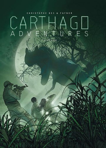Carthago Adventures 2 - Chipekwe, Softcover (Daedalus)