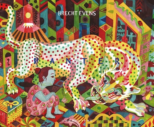 Brecht Evens - Collectie 5 - Panter, Hardcover (Oogachtend)