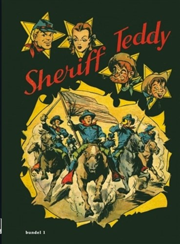 Sheriff Teddy 1 - Bundel 1, Hardcover (Boumaar)