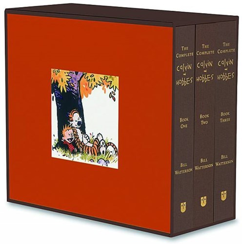 Calvin and Hobbes box - The Complete Calvin and Hobbes, Box (Lionhearts Books)