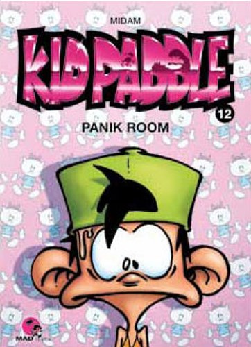 Kid Paddle 12 - Panic Room, Softcover (Dupuis)