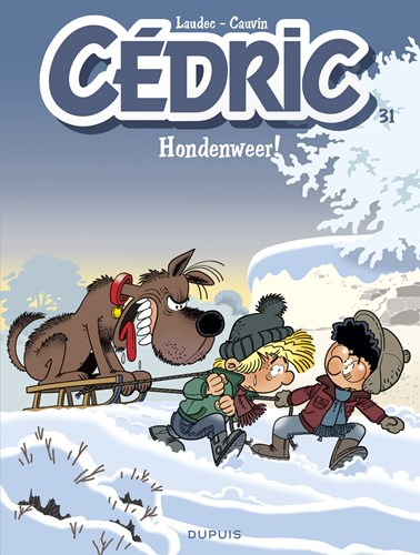 Cédric (vh Stefan) 31 - Hondenweer!, Softcover (Dupuis)