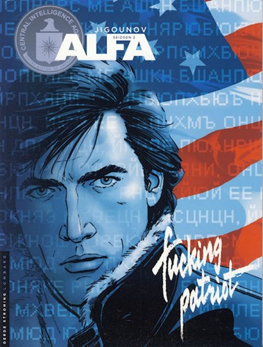 Alfa 11 - Fucking patriot, Softcover (Lombard)