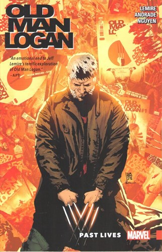 Wolverine - Old man Logan (ENG) 5 - Past lives, Softcover (Marvel)