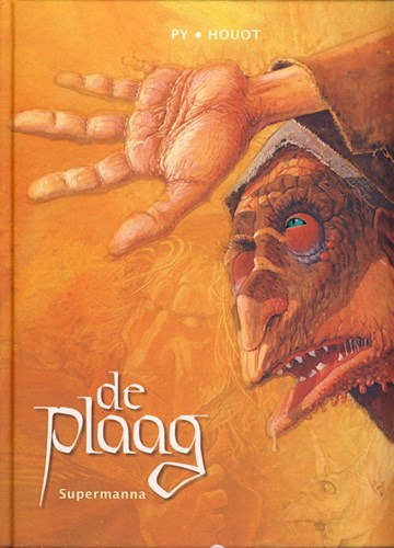 Plaag, De 3 - Supermanna, Hardcover (Daedalus)
