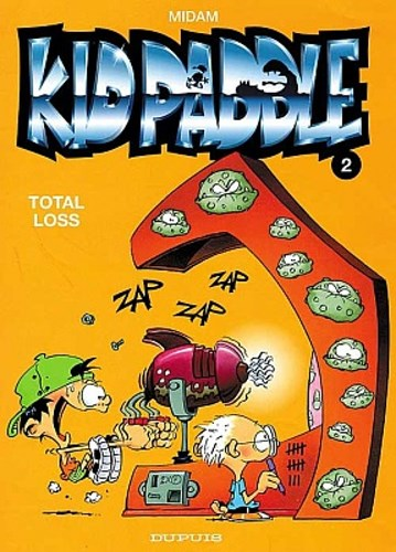 Kid Paddle 2 - Total loss, Softcover (Dupuis)