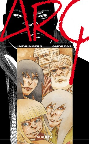 Arq 14 - Indringers, Hardcover (Sherpa)