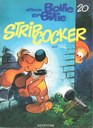 Bollie en Billie 20 - Stripcocker, Softcover